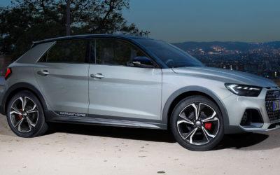 Der Audi A1 citycarver.